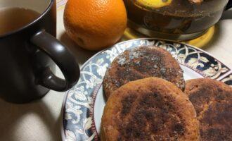 ПП Сырники с медом в духовке