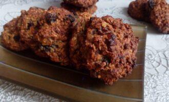 Шаг 7: Вкусное, мягкое и ароматное печенье готово! Кушайте на здоровье.