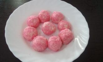 Творожные пп шарики