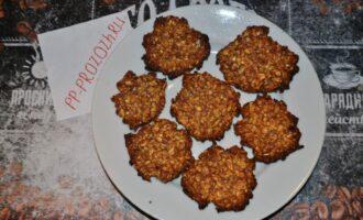 Шаг 6: Остудите печенье и подавайте к столу с травяным чаем. Приятного аппетита!
