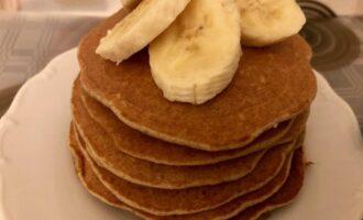 ПП блины с бананом