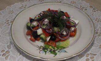"""ПП салат """"Греческий"""""""