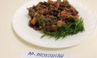 Шаг 5: Салат готов. Приятного аппетита!