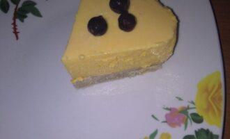 Шаг 11: Порежьте на порционные кусочки и наслаждайтесь!  Приятного аппетита!