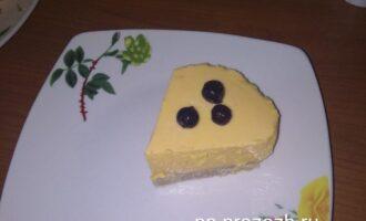 ПП чизкейк из тыквы с желатином
