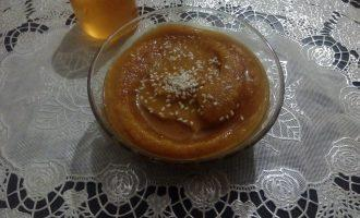 Десертный пп суп из тыквы и моркови