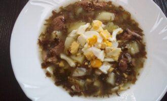 Щавелевый пп суп