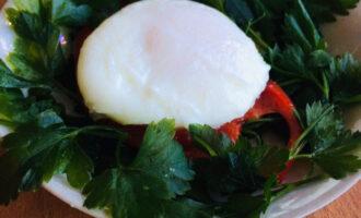 ПП яйца пашот