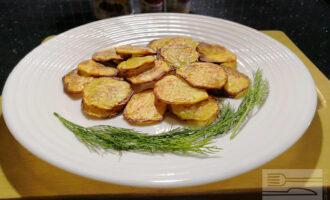 ПП чипсы из картофеля