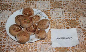 Шаг 9: Печенье готово, приятного аппетита!