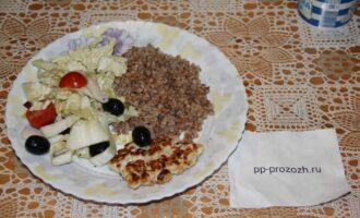 Шаг 12: Полезные котлеты готовы, приятного аппетита!