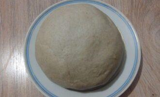 Шаг 7: Через 30 минут тесто готово, можно его использовать.