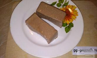 ПП шоколадный чизкейк