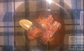 Пеленгас в томатном соусе ПП