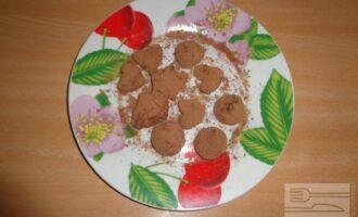 Шаг 6: Такие конфеты можно готовить вместе с ребенком, как это делала я.