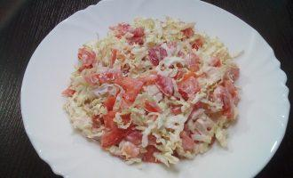 """ПП салат """"Закусочный"""""""