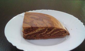 ПП пирог зебра
