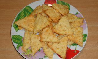 Сырный крекер ПП
