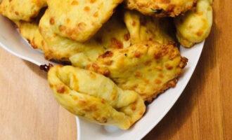 ПП сырное печенье