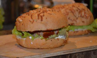 ПП гамбургер
