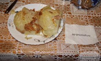 Шаг 6: Вкусное блюдо готово, приятного аппетита!