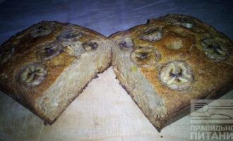 Банановый хлеб ПП