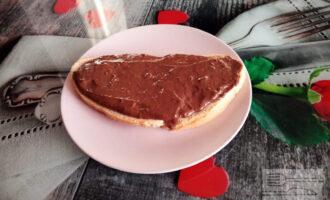 Шоколадная ПП паста