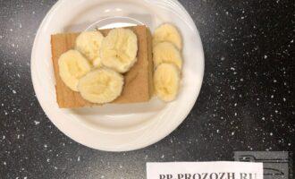 Банановый чизкейк ПП