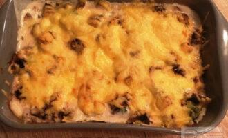 Шаг 6: Брокколи до конца не приготовится и благодаря этому сохранит все свои полезные свойства. Блюдо готово.