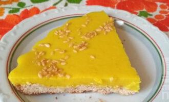 Лимонный тарт ПП