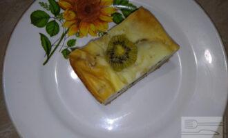 ПП запеканка с бананом