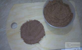 Шаг 6: Готовую ореховую пасту переложите в удобную емкость и уберите в холодильник.