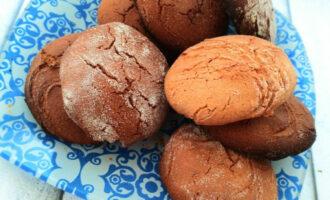 Шаг 9: Печенье готово. Приятного аппетита!