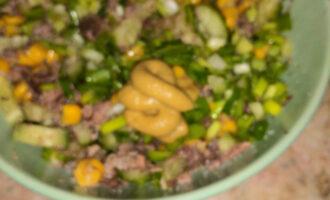 Шаг 6: Далее добавьте чайную ложку горчицы.