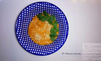 Тыквенный ПП крем-суп с кешью