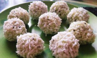 RAWфаэлло сыроедные конфеты