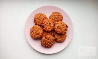 ПП печенье с арахисовой пастой