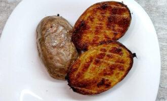 Печеный ПП картофель