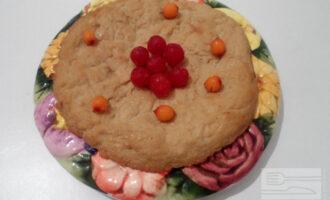 ПП пирог с манго