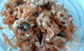 Ленивая ПП овсянка с морковью