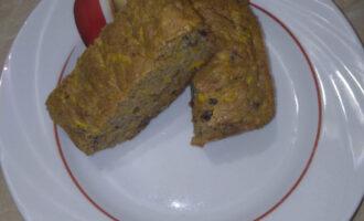 Тыквенный ПП пирог