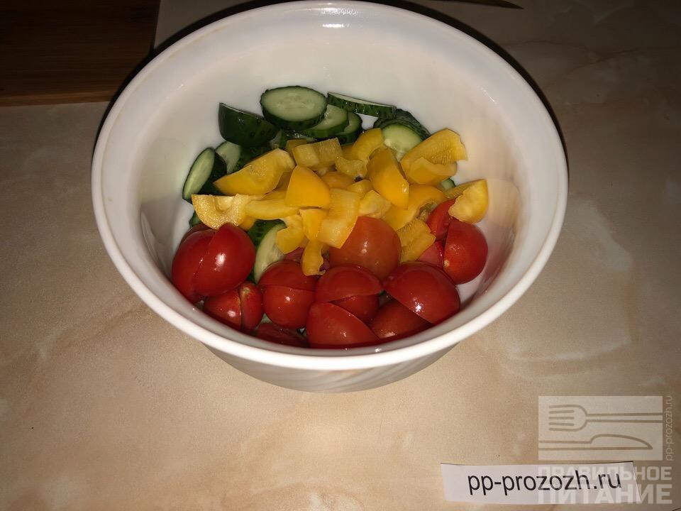 фасоль тушеная с овощами калорийность