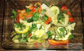 ПП ассорти из печеных овощей