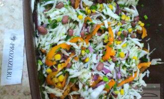 Шаг 12: Салат готов. Приятного аппетита!