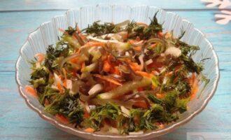 ПП салат «Восток»