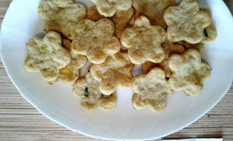 Шаг 7: Постное картофельное печенье готово!