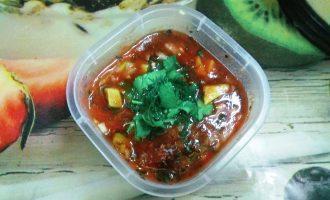 Пряный томатный ПП соус