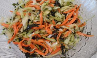 Салат без масла