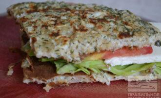 Шаг 7: Вегетарианский овсяноблин готов. Приятного аппетита!