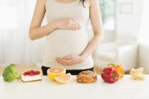 Полезная еда при беременности